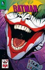 Batman SPECIALE VOLUME #46: gioco di morte tedesco JOKER-Variant LIM. 444 ex.