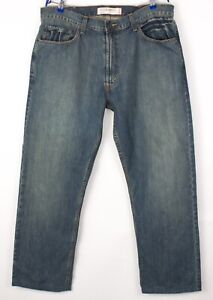 Levi's Strauss & Co Hommes 505 Jeans Jambe Droite Taille W38 L30 BBZ467