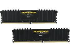 NEW CORSAIR VENGEANCE LPX Series 16GB (2 x 8GB) 288Pin DDR4 2400 Desktop Memory