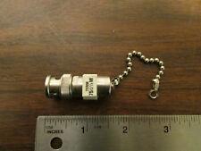 Pomona 3840 Bnc Terminator 75 Ohm 12 Watt With Chain Rf Microwave Test
