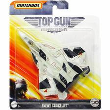Mattel Matchbox Skybusters Toy Metal Plane -Top Gun: Maverick - ENEMY STRIKE JET