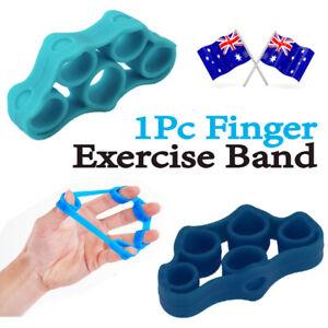 Finger Stretcher Hand Resistance Band for Grip Strength Exercise Finger Au Stock