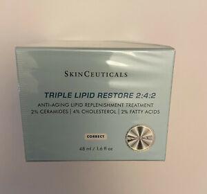 SKINCEUTICALS TRIPLE LIPID RESTORE 2:4:2 1.6 fl.oz 48ml Anti aging cream