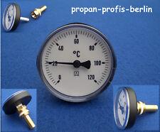 Thermometer für Räucherofen 0 - 120° / Einbauthermomemeter