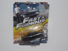 FAST & FURIOUS 1956 FORD VICTORIA DIE CAST MOVIE CAR !