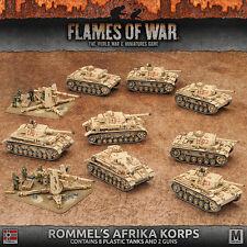 Flames of War BNIB Rommel's Afrika Korps GEAB14