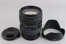 【Excellent++++】SONY DT SAL16 105 16-105mm F3.5-5.6 w/Hood from JAPAN #391