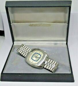 Vintage Jaeger-LeCoultre Memovox E871 Watch