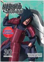 Naruto Shippuden Uncut Set 30 New DVD