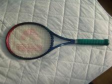 Donnay Tennisschläger OCT Graphite Flame made in Belgium mit Schutzhülle 2 x ges