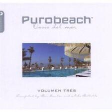 PUROBEACH 3 2 CD NEW+
