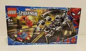 Lego Marvel Super Heroes - Venom Crawler (set 76163) Brand New Sealed
