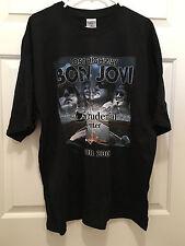 New Bon Jovi Lost Highway Prudential Center NJ 2007 Concert Tour T-Shirt 2XL