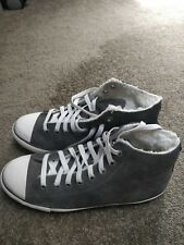 Zuman Mid Top Shoes Size 8 UK