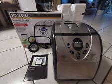 SilverCrest Brotbackautomat KH 1172 / OVP / 600 W /kaum benutzt voll in Funktion