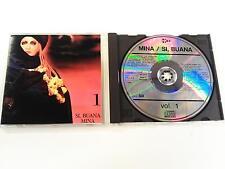 MINA SI BUANA VOL.1 CD 1986 PDU (CDP 7463432) SWITZERLAND