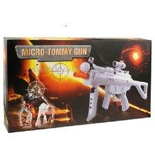 Brand NEW  Micro Tommy Sub Machine Light Gun for Playstation 3 PS3 MOVE W/ SCOPE