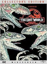 The Lost World: Jurassic Park (DVD, 2000, Collector's Edition; Dolby Digital...