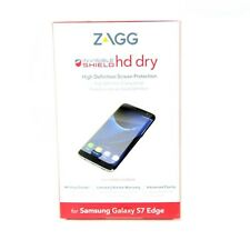 Zagg InvisibleShield HD Dry Screen Protector for Samsung Galaxy S7 Edge