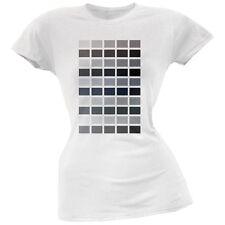 Valentine's Day - 50 Shades of Grey White Soft Juniors T-Shirt