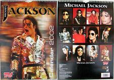 Michael Jackson Calendrier 2002 Calendar Kalender Poster Posters