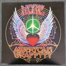 "MORE AMERICAN GRAFFITI 1979 Original Poster 24"" x 24"" Stanley Mouse Alton Kelley"