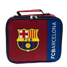 FC Barcelona FCB Official Licensed Football Gift Insulated Lunch Bag WM