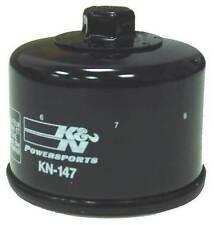 Filtro De Aceite K&N KN-147 Yamaha XVS1300A Medianoche Estrella 2007/2012