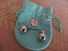 Tiffany & Co.. Stud Sterling Silver Fine Earrings