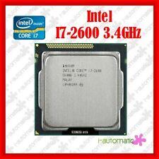 Intel Core i7-2600 Sandy Bridge Processor 3.4GHz 8MB LGA 1155 CPU Only Warranty