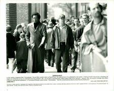 Unbreakable Samuel L. Jackson Bruce Willis 8X10 Press Photo