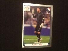 #481 Hugo Lloris Francia Panini Euro 2012 edición platino etiqueta de fútbol Lyon