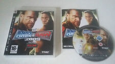 SMACK DOWN VS RAW 2009 FEATURING ECW - SONY PLAYSTATION 3 - JEU PS3 COMPLET