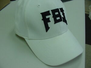 FBI*FAT BAGGERS INC*BASEBALL STYLE HAT*FITTED CAP*SIZE LARGE/EXTRA LARGE*NEW