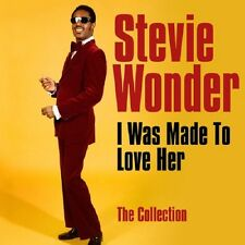 Stevie Wonder I Was Made To Love Her-Collection CD NEW SEALED My Cherie Amour+