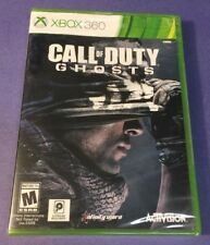Call of Duty Ghosts (XBOX 360 / XBOX ONE Compatible) NEW
