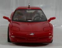 Hallmark Keepsake 1997 Torch Red Corvette Christmas Tree Ornament