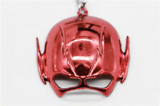 Marvel DC The Flash Mask Metal Keychain Alloy Key Chain Keyring Gift Present