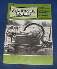 STATIONARY ENGINE MAGAZINE JUNE 1986 NO.148 - PUMP WORKS MIRACLES ON THE MARSHES