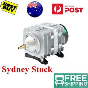 Hailea Oxygen Pump 55- 90L/M Electromagnetic Air Compressor For Aquarium Fish
