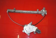 NISSAN MICRA 1.0 2004 PASSENGER FRONT WINDOW REGULATOR AND MOTOR 0 130 822 202