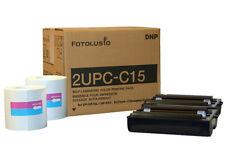 SONY/DNP 2UPC-C15 Color Print Pack