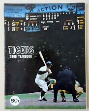 Detroit Tigers 1966 Yearbook