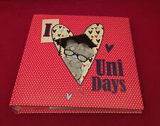ME TO YOU BEAR TATTY TEDDY UNI DAYS UNIVERSITY GRADUATION PHOTO ALBUM GIFT