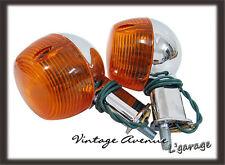 *YAMAHA AT1 AT2 AT3 CT1 CT2 CT3 HT1 *REAR* TURN SIGNAL FLASHER LAMP 1PAIR 6V[C]