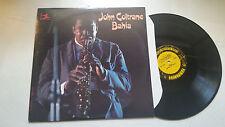 john coltrane bahia '58 remaster '90 pressing prestige p7353 jazz vinyl lp rare