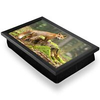 Deluxe Lap Tray - Ginger Fox Forest Wild Animal Nature Home Gift #8220