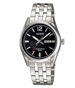 Casio  Women's  Watch   LTP-1335D-1A   Day&Date  50m   LTP1335