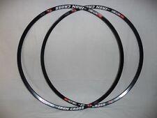 Stans Iron Cross light alloy rims for cyclocross/gravel bike x 2