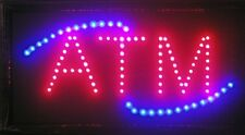 Animated Led Neon Light Open Sign Atm Sign 743